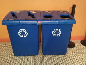 Business Recycling in Little Rock, AK