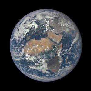 Blue Marble Image