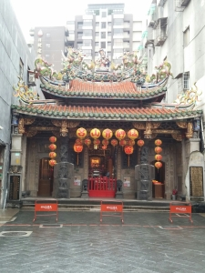 Temples on every street