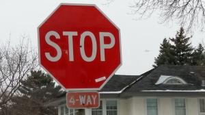 Always watch for pedestrians