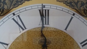 What would cause the clock to get closer to midnight?