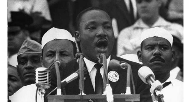 """He who passively accepts evil is as much involved in it as he who helps to perpetuate it!"" MLK"